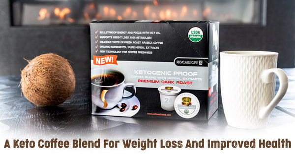 A Keto Coffee Blend For Weight Loss And Improved Health