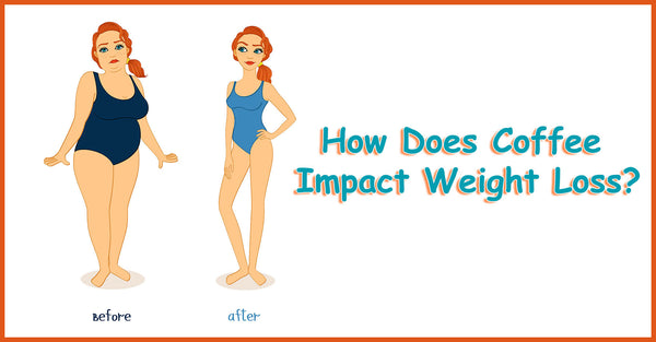How Does Coffee  Impact Weight Loss?