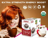 SOLLO Energy Boost Coffee Bags 16 Per Pack