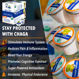 Sollo Chaga Immunity Coffee Pods For Keurig, 24 Count