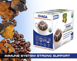 SOLLO Chaga Coffee Bags, 16 Per Pack