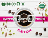 SOLLO Detox Coffee Bags 16 Per Pack