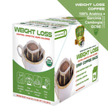 SOLLO Weight Loss Coffee Bags 16 Per Pack
