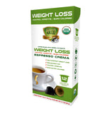 Espresso Weight Loss Coffee Capsules, 12  Per Pack