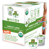 Sollo Medium Roast Weight Loss Organic Coffee Pods For Keurig