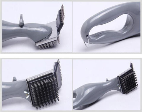 Image of BBQ Vapor Cleaner Brush