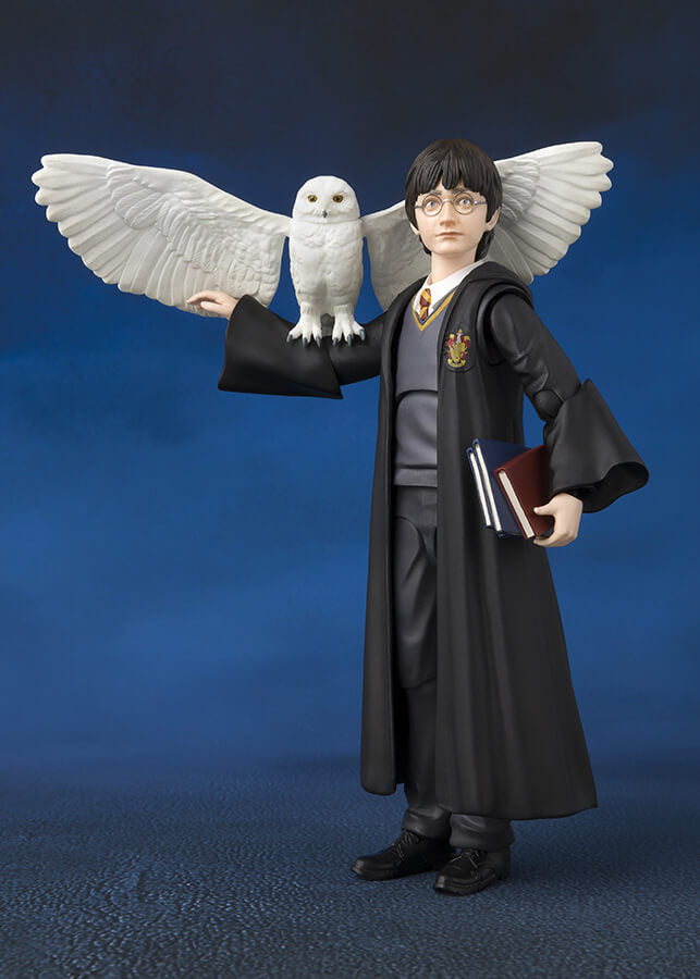 SH Figuarts Action Figure Bandai Tamashii Harry Potter
