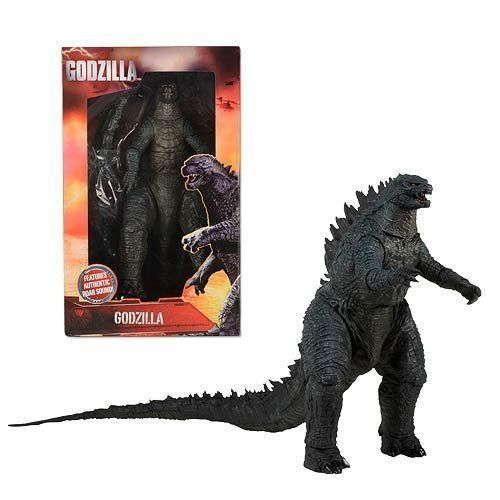 Godzilla Action Figures Gigante 30cm Head to Tail  61cm Con Suoni NECA 42808 (3948408504417)