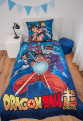 Dragon Ball Super Copripiumino 135 x 200cm in Cotone (4331327717473)