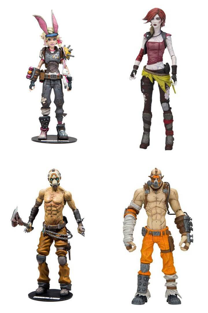 Borderlands 3  Action Figures 18cm McFarlane Toys (4096235798625)