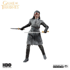 Arya Stark King's Landing Game of Thrones il Trono di Spade  Action Figures 18cm McFarlane