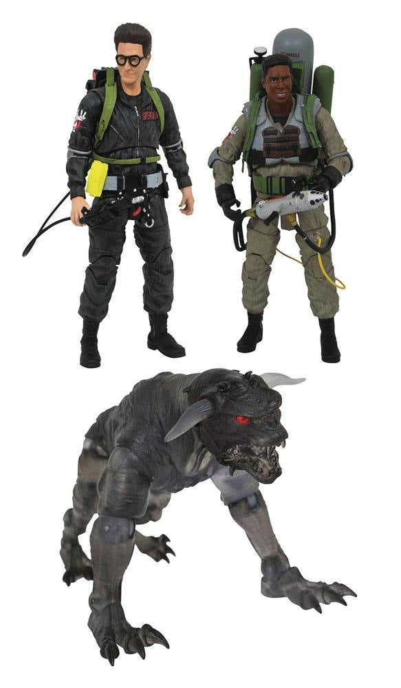 Ghostbusters 2 Action Figures Personaggi Articolati 18cm Serie 7 (3948057526369)