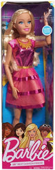 Barbie Bambola Gigante 70cm Best Fashion Friend Doll Mattel
