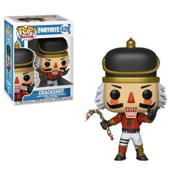 Crackshot Funko POP Fortnite (3948407029857)