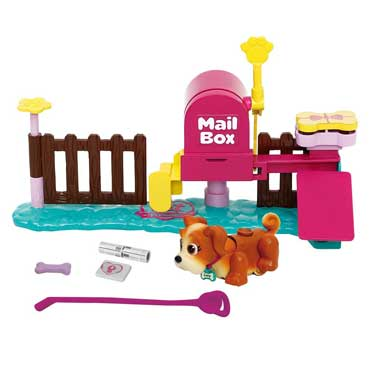 PET PARADE TRAIN AND TREAT KIT CANE GIOCATTOLO (3948098060385)