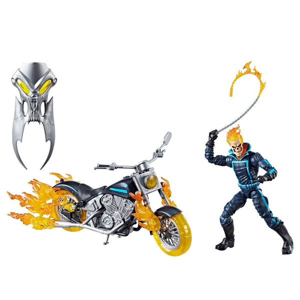 Marvel Legends Series Ultimate Action Figures Con Veicolo 15 cm 2018 Wave 1 (3948057690209)