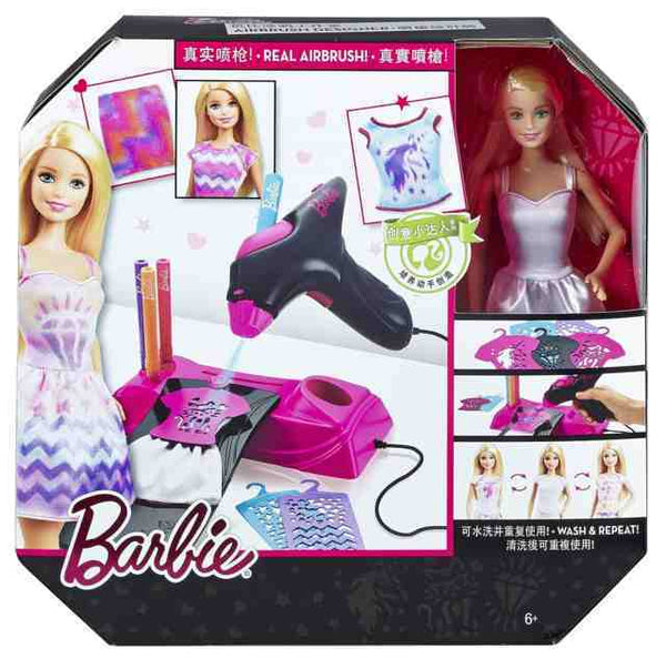 BARBIE LOOK COLORATO CMM85 BAMBOLA BAMBINA MATTEL (3948094718049)