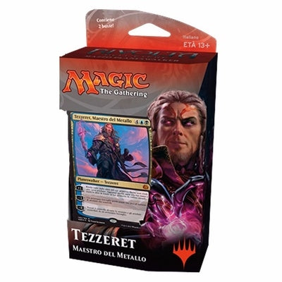 Magic the Gathering Rivolta dell'Etere Planeswalker Decks  Mazzi Base Lingua Italiana (3948060344417)