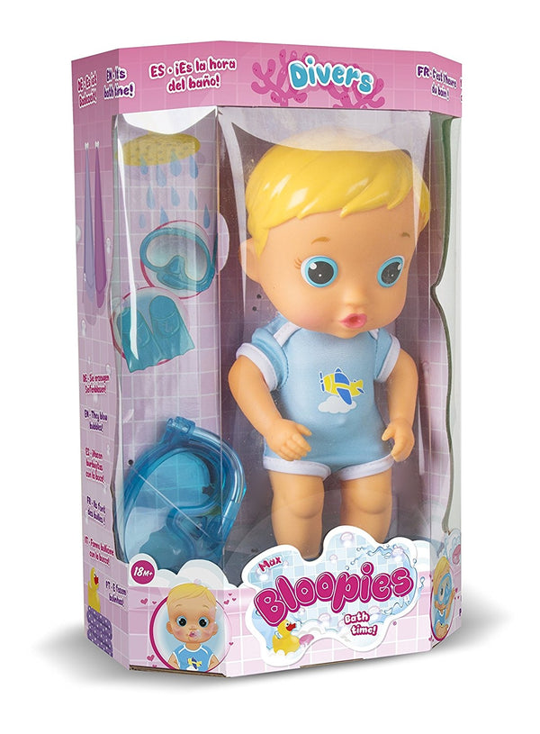 BLOOPIES BAMBOLOTTI BAGNETTO BOLLE IMC TOYS (3948057067617)
