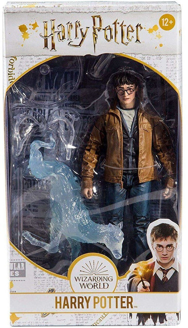 Harry Potter Action Figures Mcfarlane Toys Doni della Morte 2 #Scegli Personaggio_Harry Potter