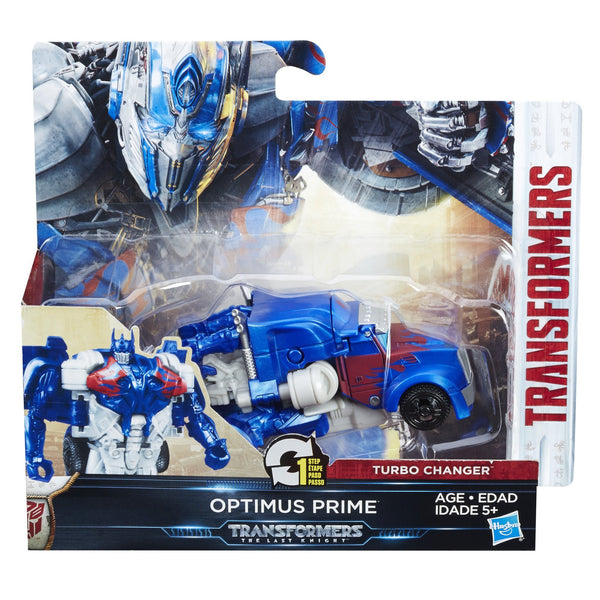 TRANSFORMERS TURBO CHANGER MOVIE L'ULTIMO CAVALIERE HASBRO (3948052086881)