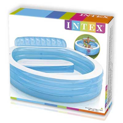 PISCINA FAMILY CON POLTRONA INTEX 57190 (3948099698785)
