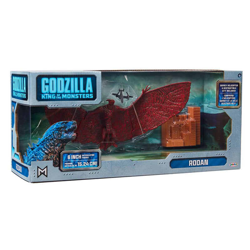 Godzilla Il Re Dei Mostri Action Figures 15cm Jakks Pacific