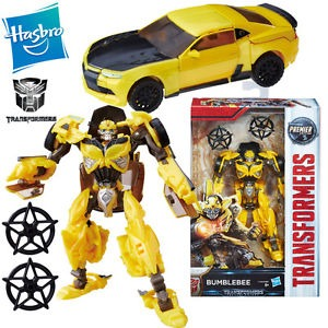 TRANSFORMERS PREMIERE EDITION ACTION FIGURES PERSONAGGI ARTICOLATI HASBRO