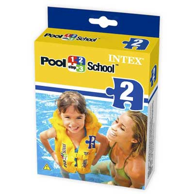GIUBBINO SALVAGENTE INTEX 58660EU POOL SCHOOL (3948115066977)