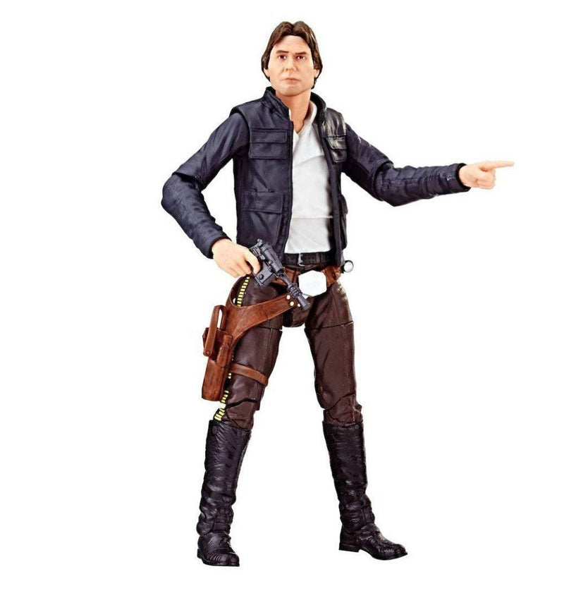Star Wars Black Series Action Figures 15 cm 2018 Wave 3 Personaggi Collezione Hasbro (3948061491297)