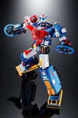 Armored Fleet Dairugger Voltron Action Figure Diecast Soul of Chogokin Figure GX-88 29 cm Bandai (3948459098209)