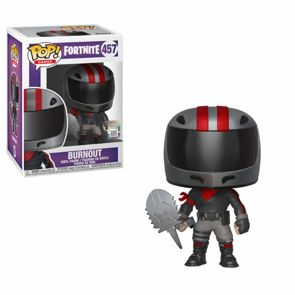 Burnout Funko POP Fortnite 9cm 457 (3948455002209)
