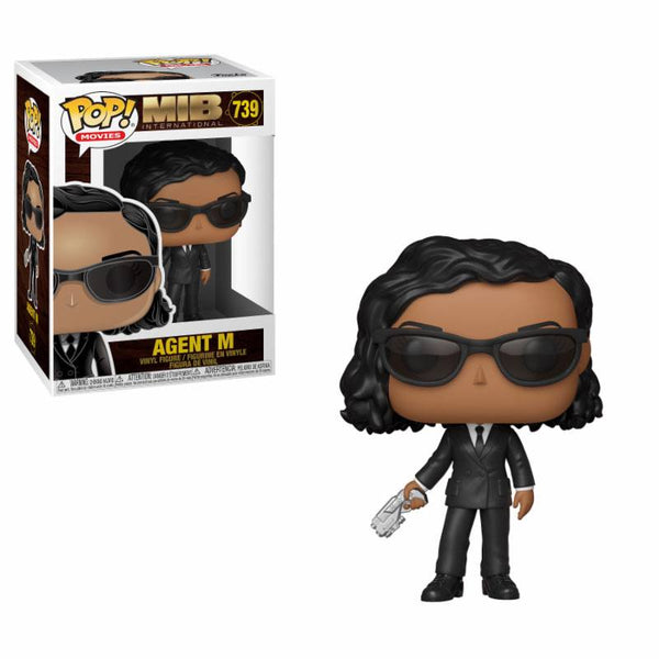 Agente M Men in Black 4 Funko Pop 9cm MIB 738 (3948435144801)
