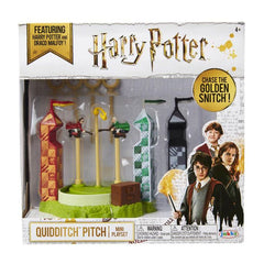 Harry Potter Mini Playsets Jakks Pacific con personaggi