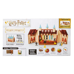 Harry Potter Deluxe Playset Sala Grande Great Hall con Personaggi