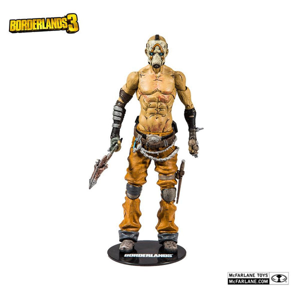 Action Figure Borderlands Psycho Mcfarlane #Personaggio_Psycho (4096235798625)