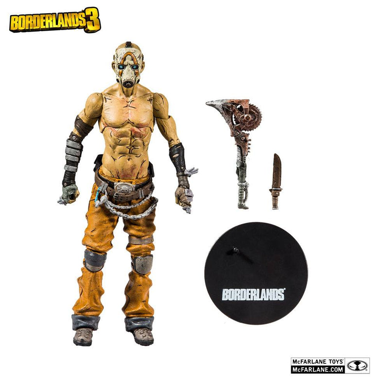 Action Figure Borderlands Psycho Mcfarlane