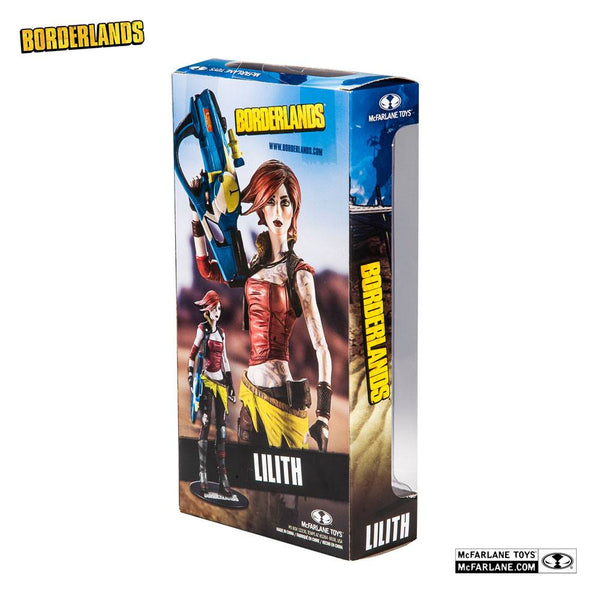 Action Figure Lilith Borderlands McFarlane Toys #Personaggio_Lilith (4096235798625)