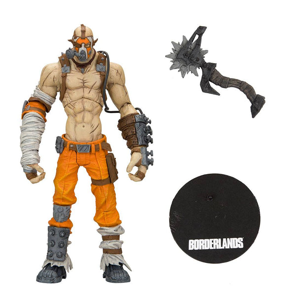 Action Figure Borderlands McFarlane 18cm Krieg #Personaggio_Krieg (4096235798625)