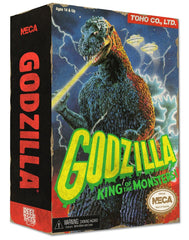 Godzilla 1988 Videogame Action Figure NECA 42805 18cm - 30cm Head to Tail