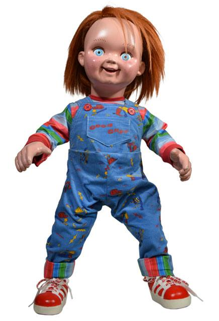 Chucky Bambola Asssassina Prop Replica Scala 1/1 Good Guys Bambola 74 cm (4115225542753)