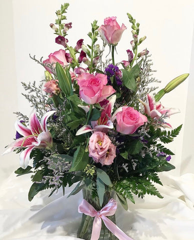 Pretty In Pink Bouquets