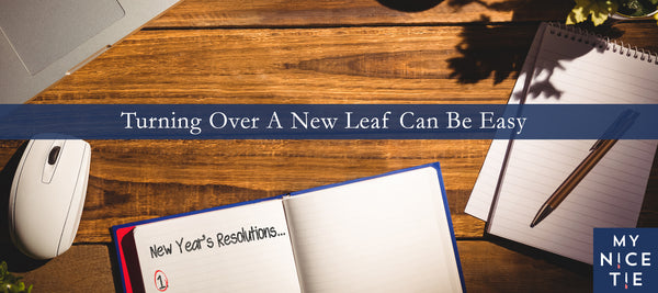 Turning Over a New Leaf Can Be Easy