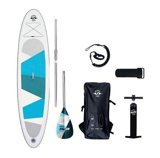 Bic Breeze Air 11'0 sup pakke - Fluid.no