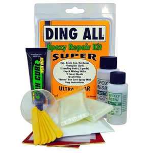 Ding All Epoxy Super Kit - Fluid.no