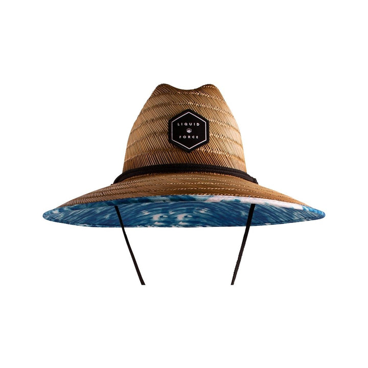 Liquid Force All Day Straw Hat - Fluid.no
