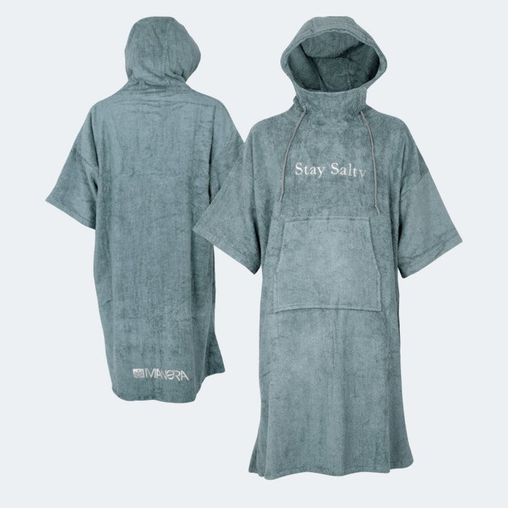 Manera Stay Salty Poncho - Fluid.no