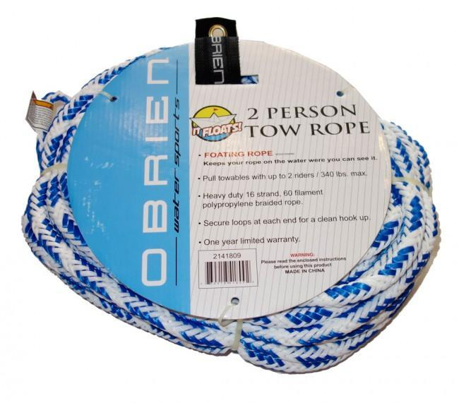 Obrien 2 Person Tube Rope - Fluid.no