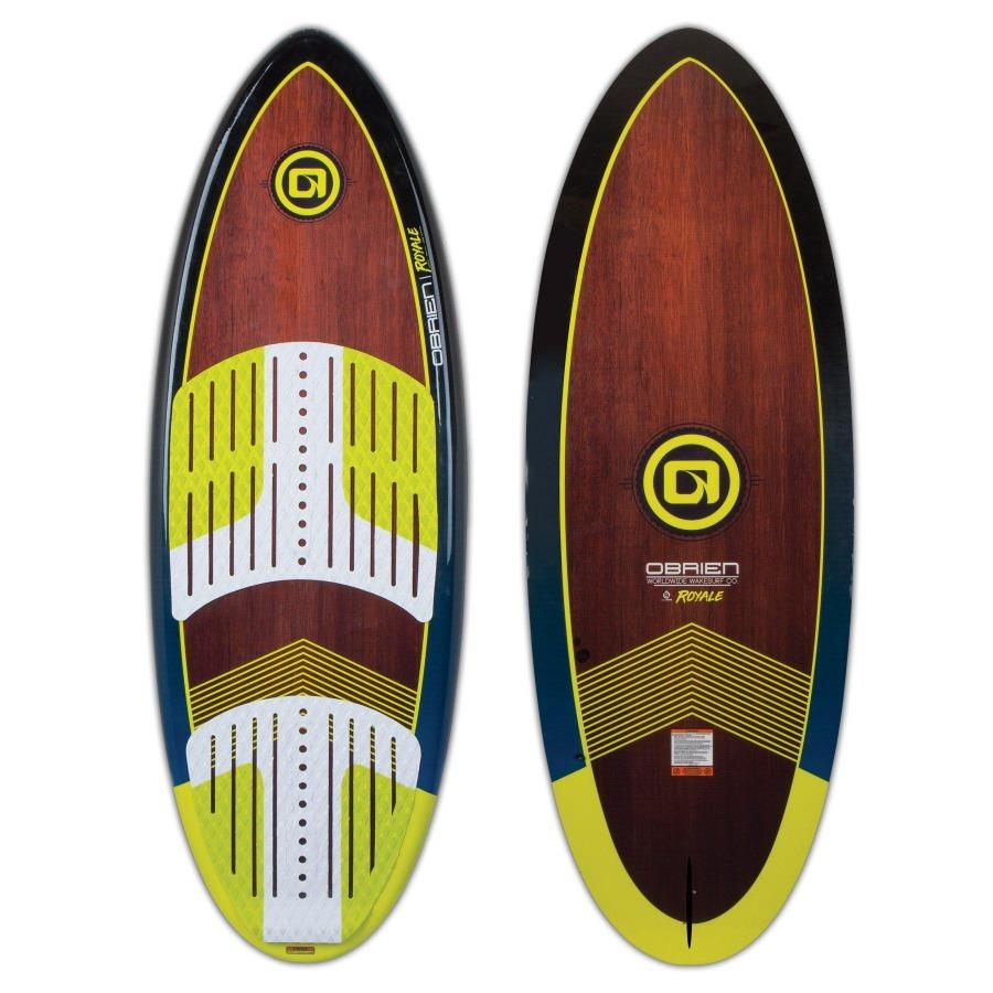 "Obrien Royal 6'3""Wake - Wake Surf - Litt ØvetFluid.no"