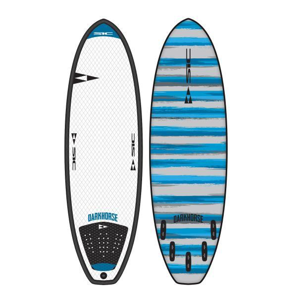 "SIC 5'8"" Darkhorse - Fluid.no"